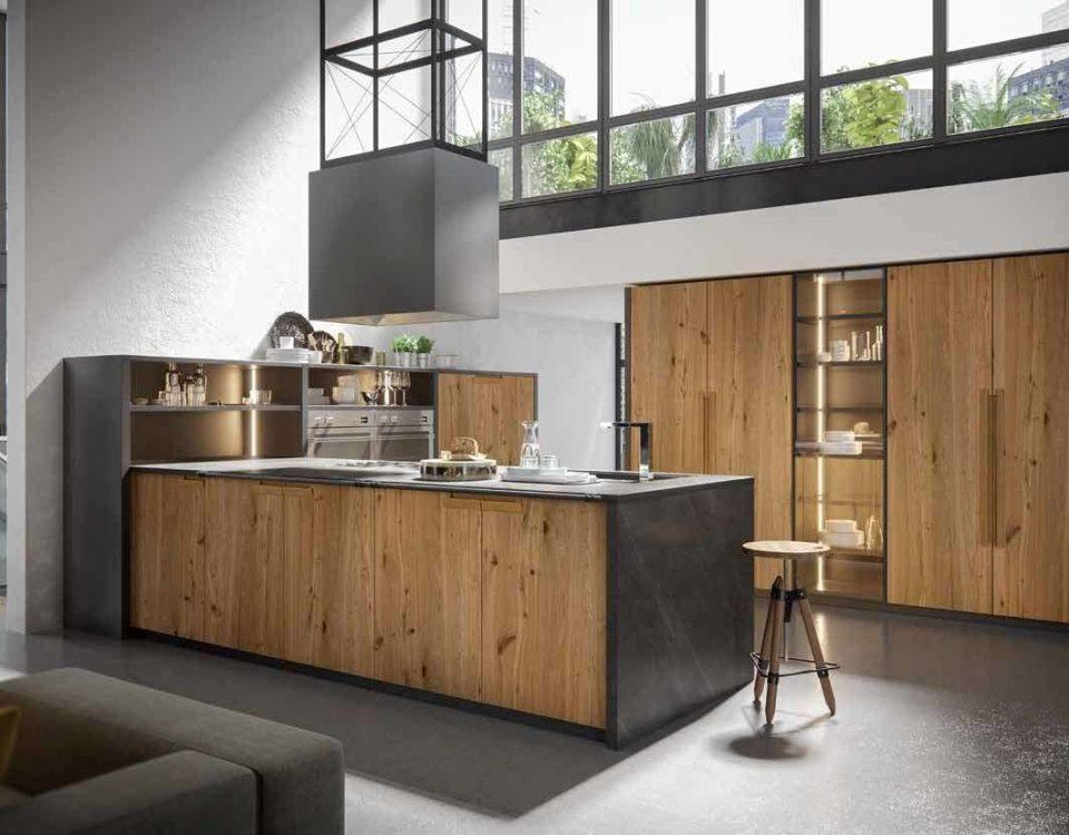 virtuves baldu gamyba INDUSTRIAL