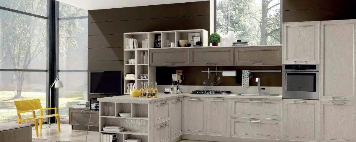 Virtuvės baldų gamyba Maxim, virtuvės komplektas