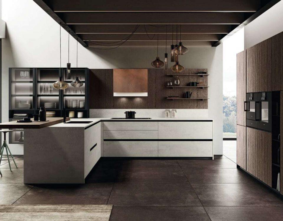 virtuves baldu gamyba menta