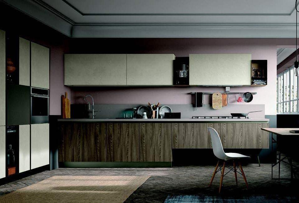 virtuves baldu gamyba infinity