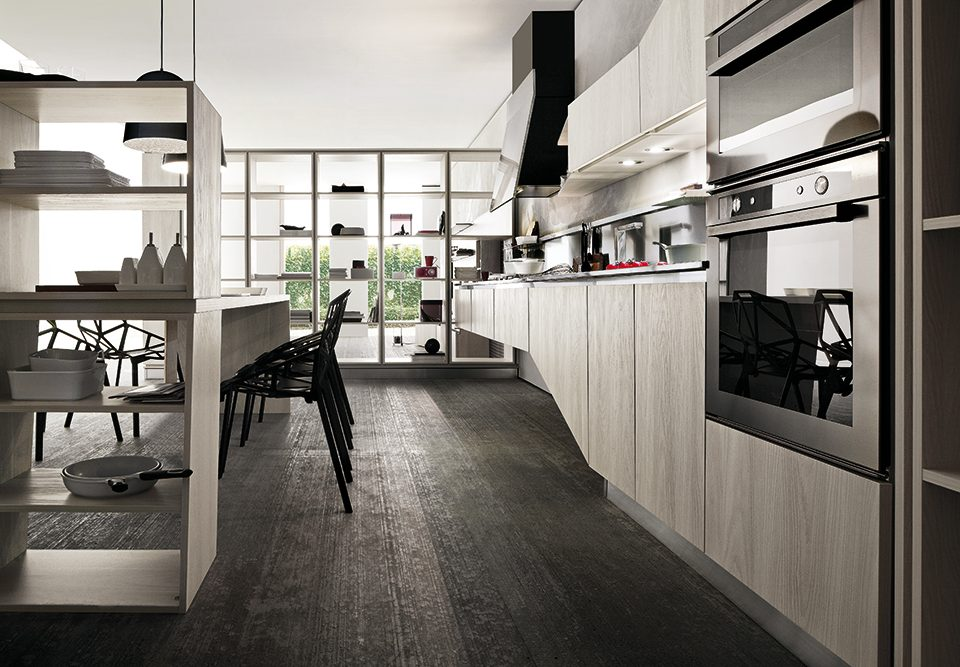 Virtuves baldu gamyba ASIA