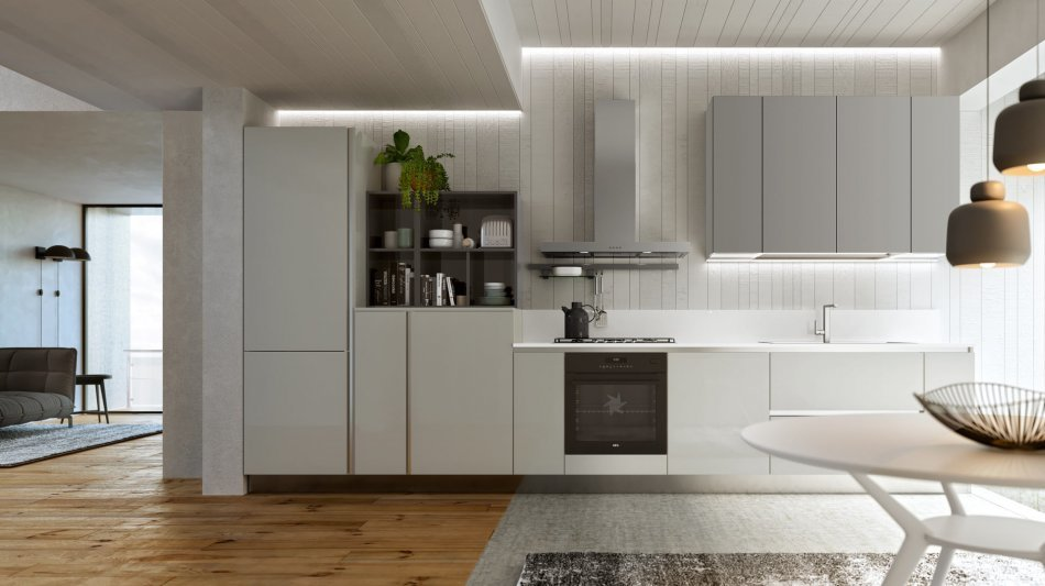 virtuves baldu gamyba COLORS