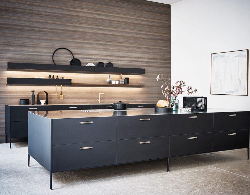 nestandartniu virtuves baldu gamyba UNIT